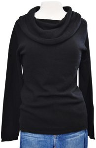 Magaschoni Cashmere Cowl Neck Sweater