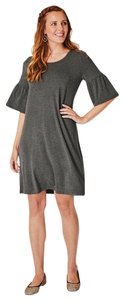 Matilda Jane short dress gray on Tradesy