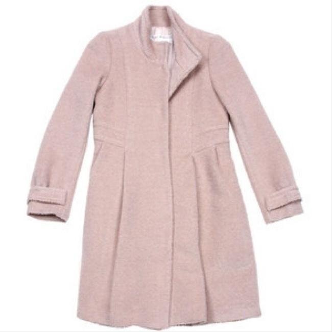 Preload https://item1.tradesy.com/images/eryn-brinie-peach-pastel-pink-coat-size-6-s-27245-0-0.jpg?width=400&height=650