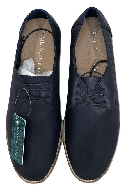 Item - Blue Australia Riddoch Womens Cow Leather 11w Style W11908 New Formal Shoes Size US 11 Wide (C, D)