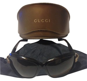 Gucci Gucci Polarized Crystal Detail sunglasses