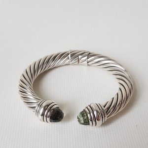 David Yurman David Yurman 10mm Prasiolite Cable Bracelet