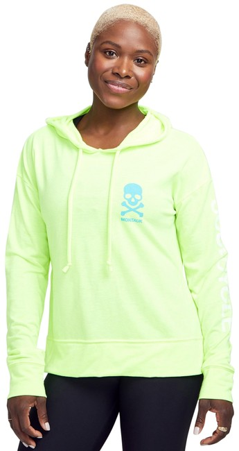 Item - Green Sunny Lime The End Hoodie Activewear Top Size 0 (XS)