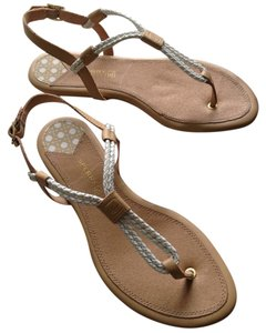 Sperry Thong Boating NEW white Sandals