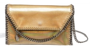 Stella McCartney Falabella Crackle Mini Cross Body Bag