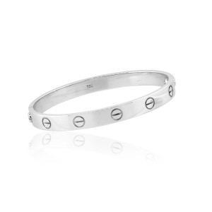 Cartier Cartier Old Style Love Bangle Bracelet