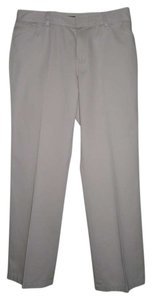 Eddie Bauer Straight Pants Light Beige