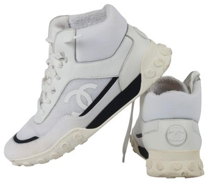 Chanel Sporty Casual White Athletic