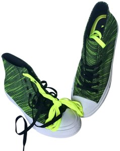 Converse New Sale Black / Green Athletic