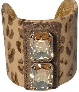 Ted Rossi Ted Rossi Animal Print Cuff