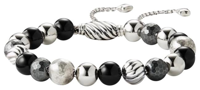 Item - Black Dy Elements Bracelet with Onyx and Hematine 8mm Necklace
