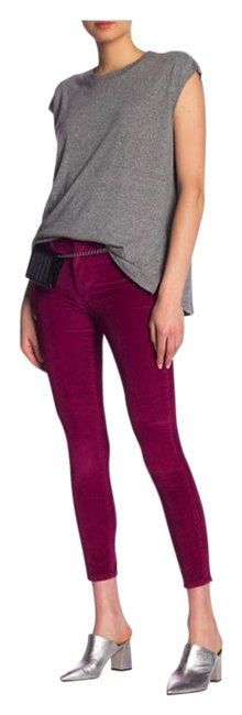 Item - Pink  The High Waist Stiletto Skinny Jeans Size 27 (4, S)