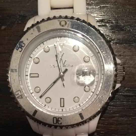 ToyWatch White Toy Watch