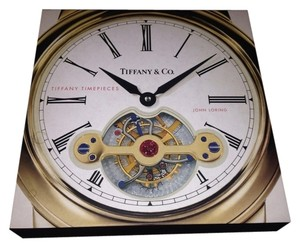 Tiffany & Co. Tiffany Timepieces Book By John Loring