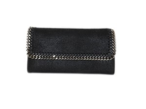 Stella McCartney STELLA McCARTNEY Stella McCartney Falabella long wallet leather