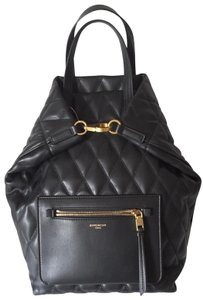 Givenchy Duo Convertible Backpack Tote in Black