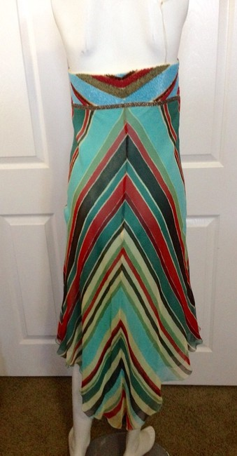 Turquoise Maxi Dress by Laundry by Shelli Segal
