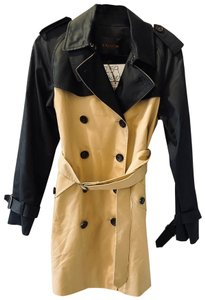 Coach 1941 black and tan Jacket