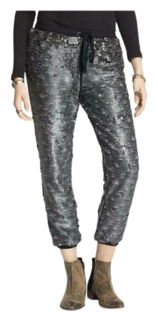 Item - Black and Grey Pants Size 2 (XS, 26)