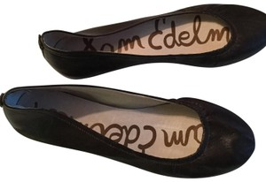 Sam Edelman Dark Brown Flats