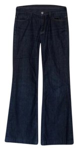 7 For All Mankind Trouser/Wide Leg Jeans