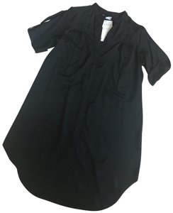 Black Maxi Dress by Geren Ford