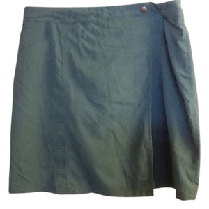 REI Upf 30+ Front Pocket Casual Comfortable Lightweight Summer Skort Blue