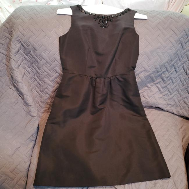 Item - Black Limited Edition Mid-length Cocktail Dress Size 4 (S)