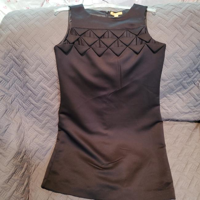 Item - Black Limited Edition Short Night Out Dress Size 4 (S)