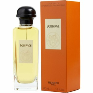 Hermès AQUIPAGE BY HERMES-MEN-EDT-3.3 OZ-100 ML-FRANCE
