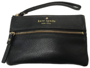Kate Spade Soft leather with zipper entrance