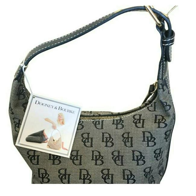 Item - In Good Condition. It Has Some Pen Mark Stain Inside Below Zipper Pocket. Please Check Black and Grey Leather Satchel