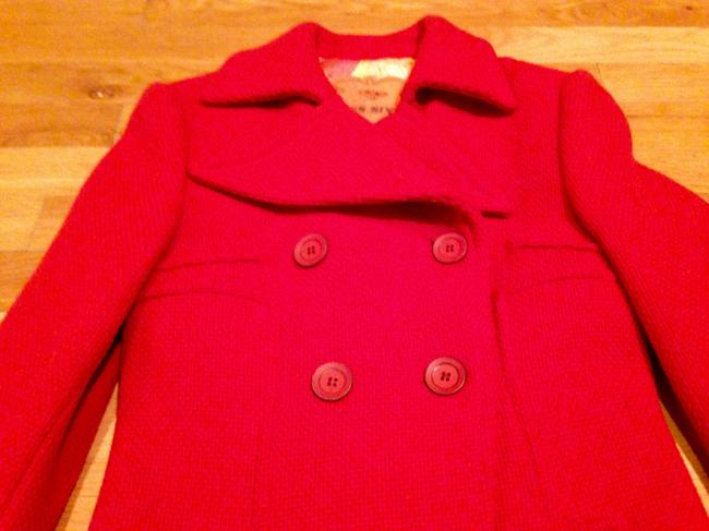 Miss Sixty Double-breast Pea Coat