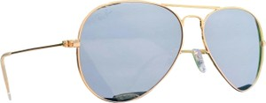 Ray-Ban New Ray-Ban Aviator Classic RB3025 001/40 GOLD Sunglasses 58mm