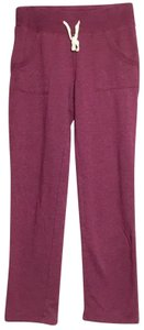 Eddie Bauer Athletic Pants Red