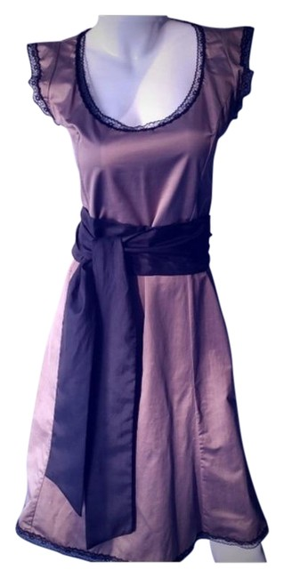 Elegant Mid-length Night Out Dress Size 8 (M) Elegant Mid-length Night Out Dress Size 8 (M) Image 1