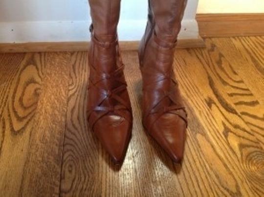 White Mountain Rust Boots