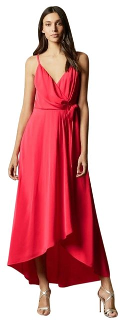 Item - Red Leaanah Sleeveless Mid-length Cocktail Dress Size 2 (XS)