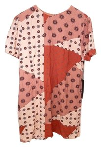 House of Harlow 1960 short dress Red Pink on Tradesy