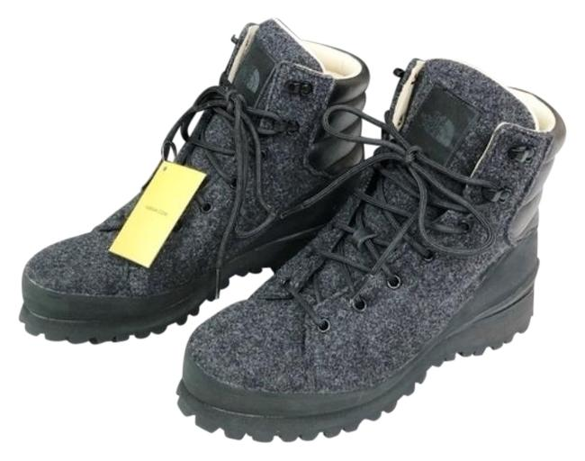 Item - Black Gray Cryos Hikers Sneaker Made In Italy Boots/Booties Size US 9 Regular (M, B)