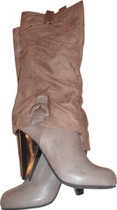 Kenneth Cole Reaction gray Boots
