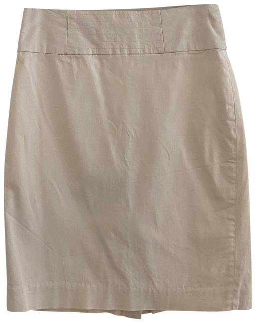 Item - White Pencil Skirt Size 4 (S, 27)