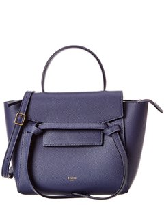 CELINE Tote in Blue