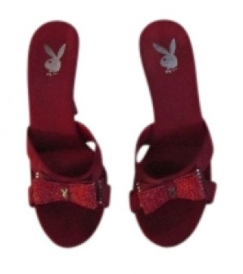 Preload https://item5.tradesy.com/images/playboy-red-wsparkle-bows-worn-a-couple-times-pumps-size-us-10-regular-m-b-27269-0-0.jpg?width=440&height=440