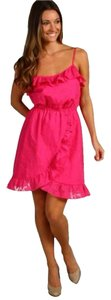 Lilly Pulitzer short dress Azela Pink on Tradesy