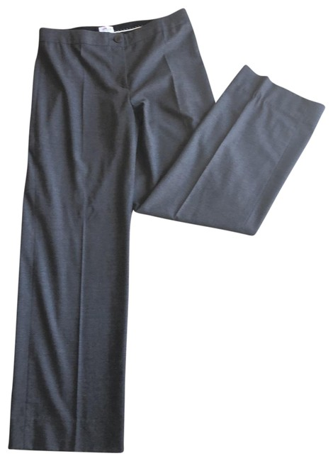 Item - Charcoal Grey Antinea Srl- Rn#103723 Made In Italy Pants Size 6 (S, 28)