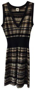 Missoni short dress black and knit on Tradesy