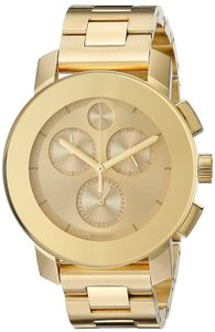 Movado Stainless Steel Bracelet Chronograph 3600358