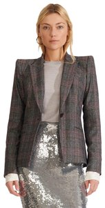 Veronica Beard Veronica Beard Brock Dickey Jacket, Plaid, Size 0