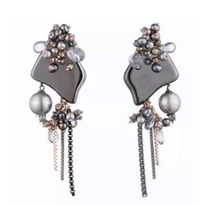 Alexis Bittar Peacock Pearl Cluster